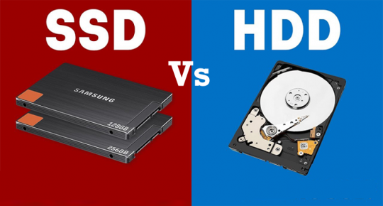 Difference between SSD hosting and Normal HDD hosting