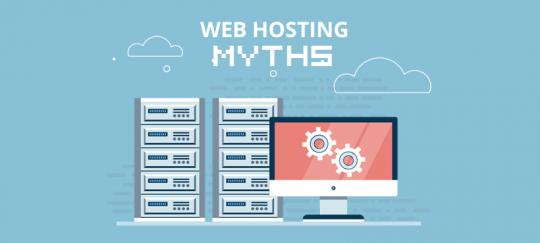 Myths of Webserver and Hosting